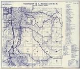 Township 14 N., Range 2 W., Centralia, Chehalis, Lewis County 1960c